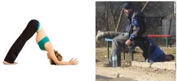 Utomordentligt bra för skuldror, överkropp, armar och ben.
