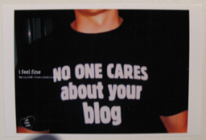 blogs no cares