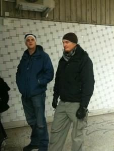 tunnelbanepoliser