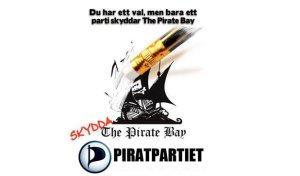 Endast Piratpartiet stödjer framtidens kulturskapare