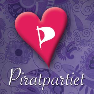 Piratpartiet-kärlek